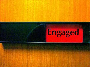 What you really want is for the members of your team to be engaged