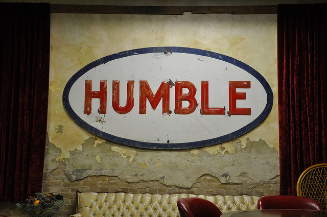 Humility is what can make a manager a great manager