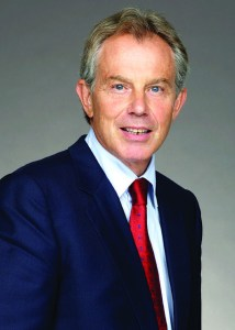 Tony Blair is a master negotiator