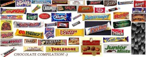 Who would have thought that a candy bar had such power?