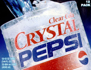 How will Pepsi product managers make people want Crystal Pepsi?