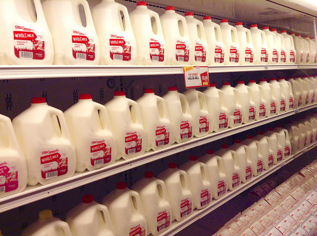 Are you ready for some newfangled milk?
