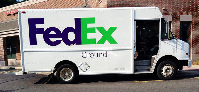 Amazon is preparing to do battle with UPS and FedEx