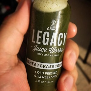 Wellness shots are supposed to be good for you even if they taste bad