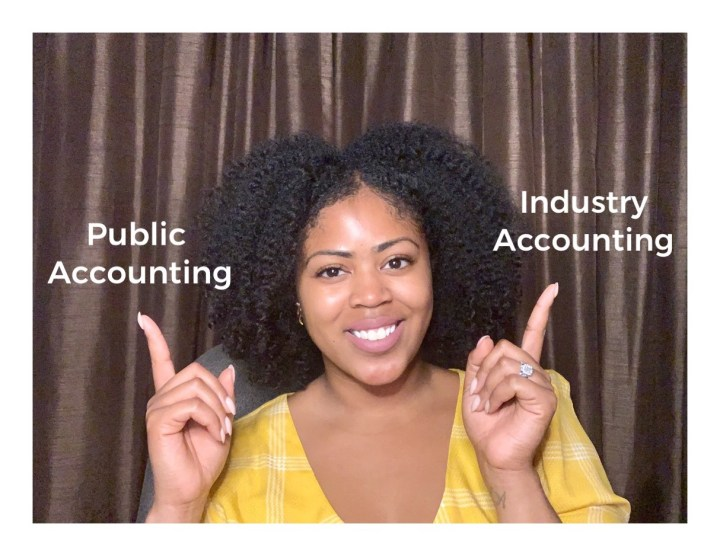 Public Accounting vs. Industry