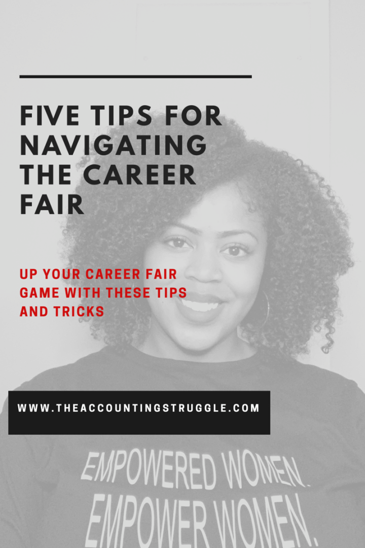Navigating the Career Fair
