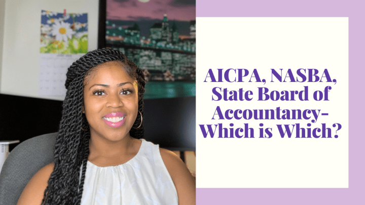 Accounting Organizations and the CPA Exam