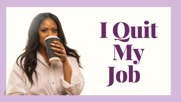I Quit my Full-Time Accounting Job