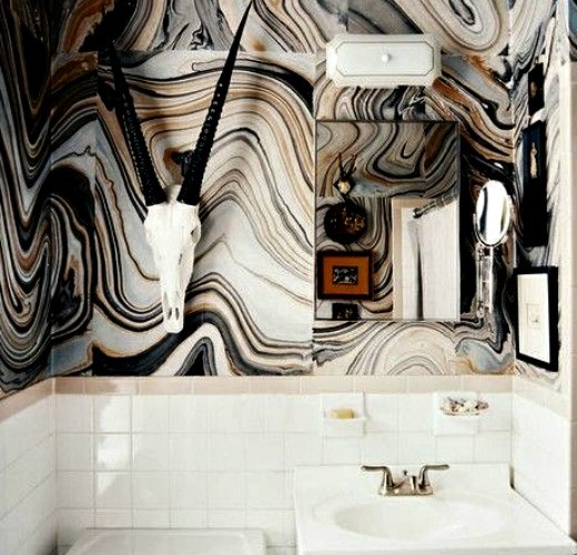 The Comeback Kid Series: Venetian Marble