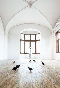 When Wood Meets Marble :: Snedker Studio