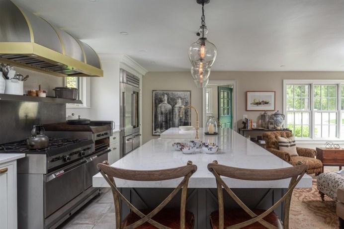 luxury estates, equestrian style design, luxury interior design, horse farms, upstate new york horse farms, kitchen design, custom kitchens