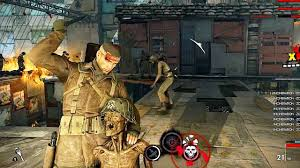 Zombie Army 4 Dead War CODEX Crack Free Download