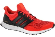 Adidas Ultra Boost Running Shoe - Red