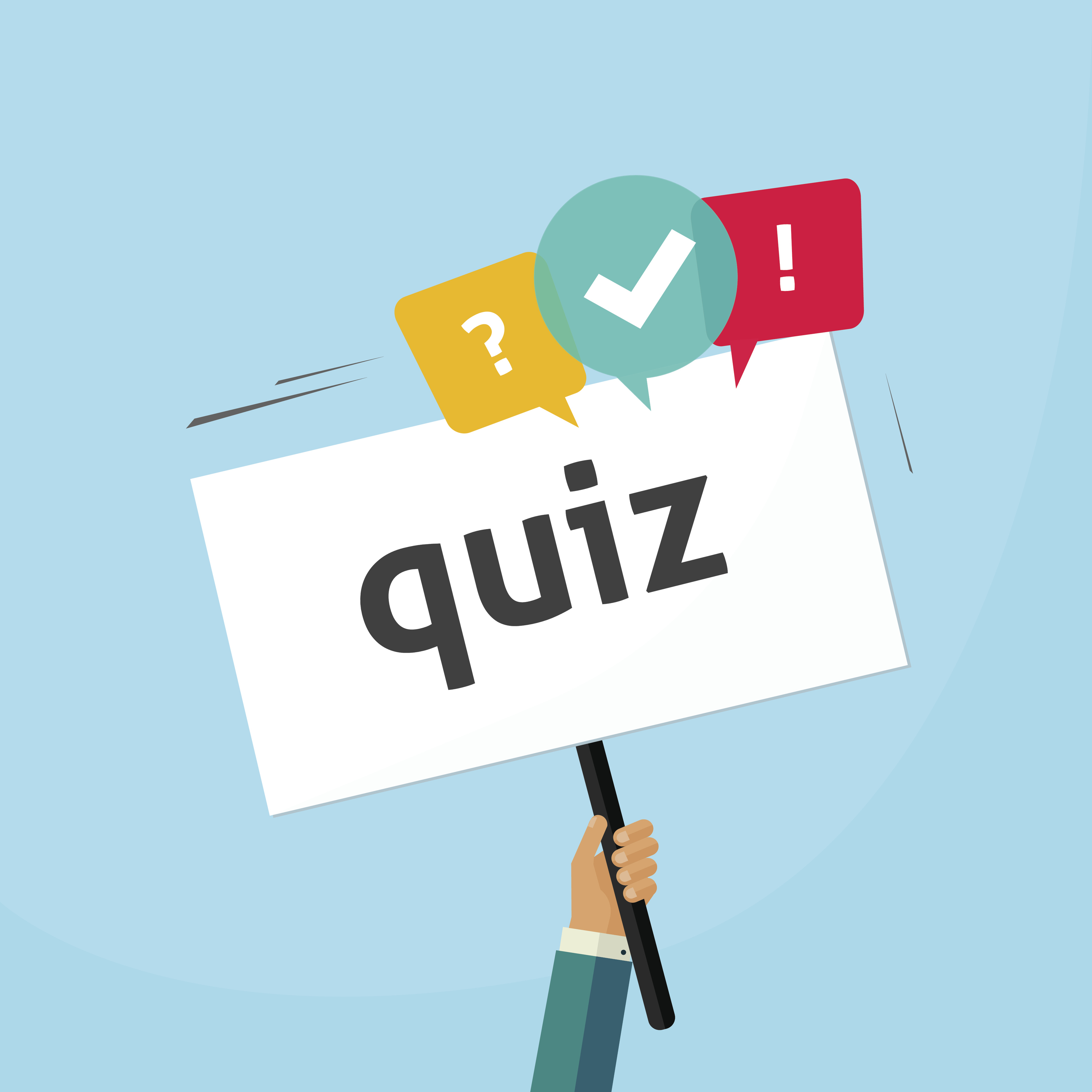 Pop Quiz 2 Which Word Should You Use