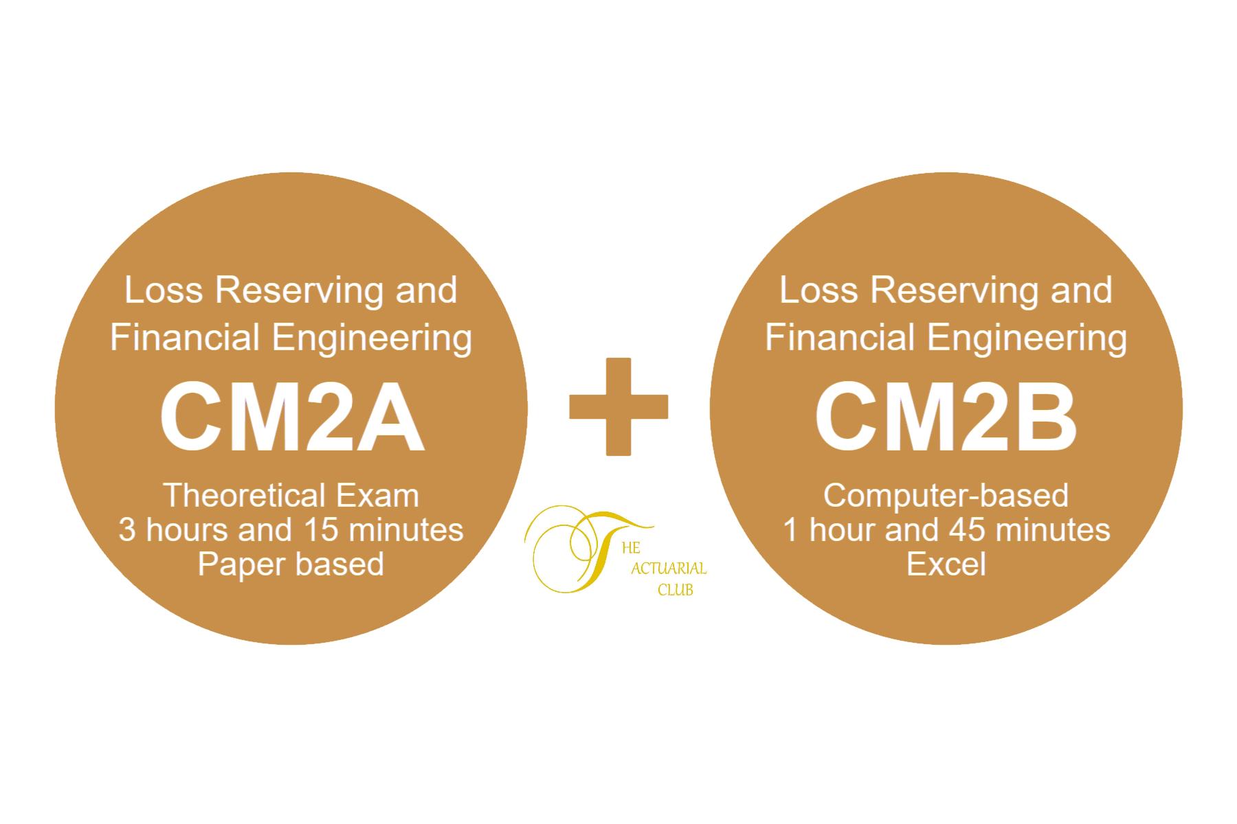 Actuarial CM2 syllabus, CM2 excel practice workbook solutions-min