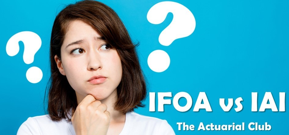 IFOA vs IAI: Current trends and Future analysis - The actuarial club