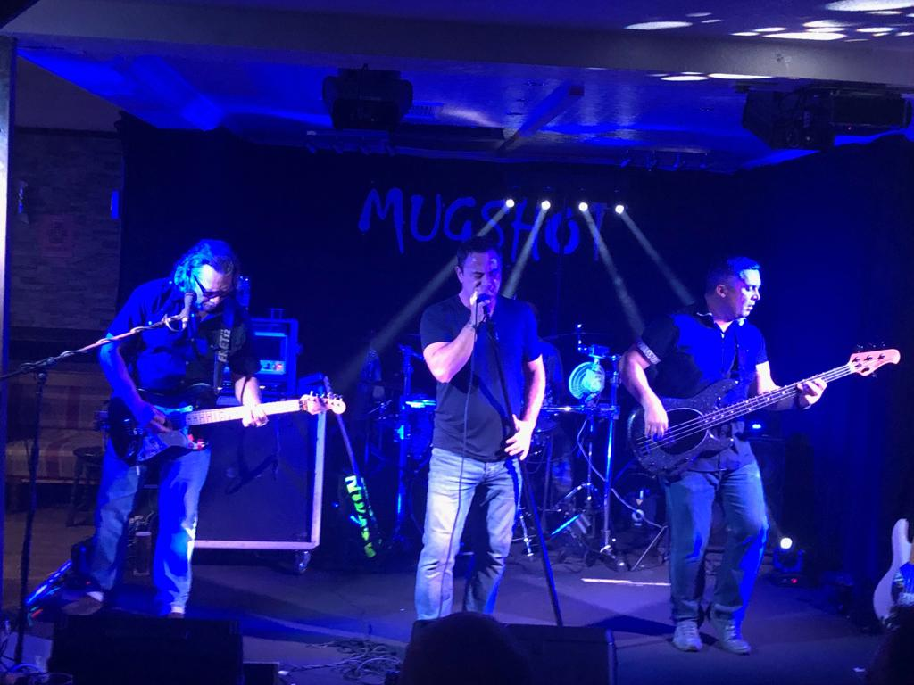 Mugshot South Shields Covers Band