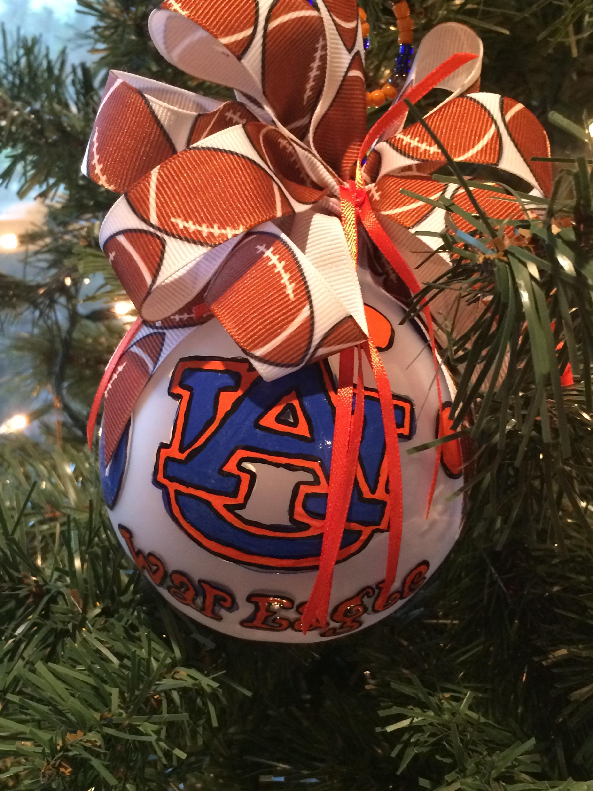 Auburn christmas ornaments - Auburn Christmas Ornaments 22