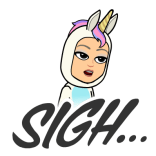 """*taken from the """"Bitmoji App - Your Personal Emoji"""", available on the App Store and on Google Play*"""