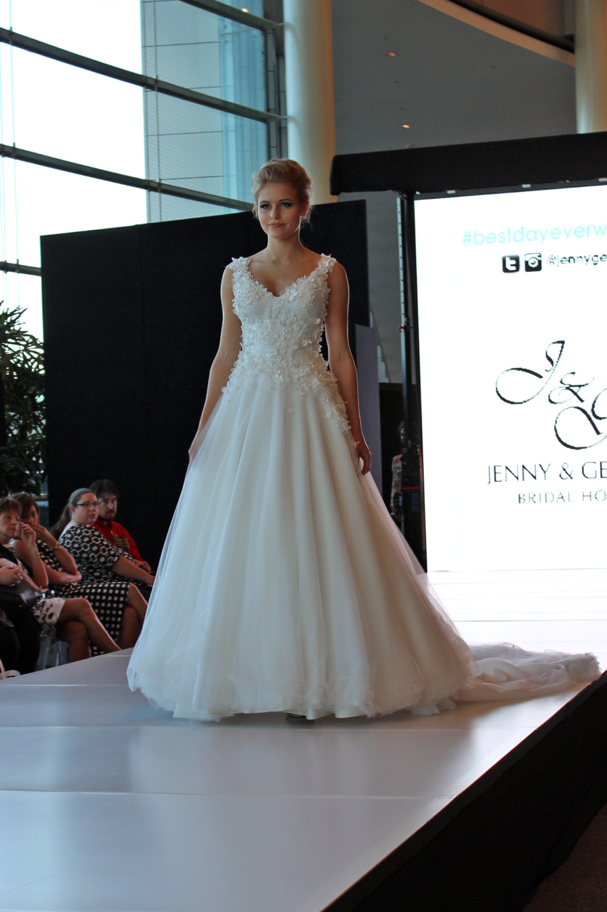 Runway // Best Day Ever Wedding Festival | The Adelaidian
