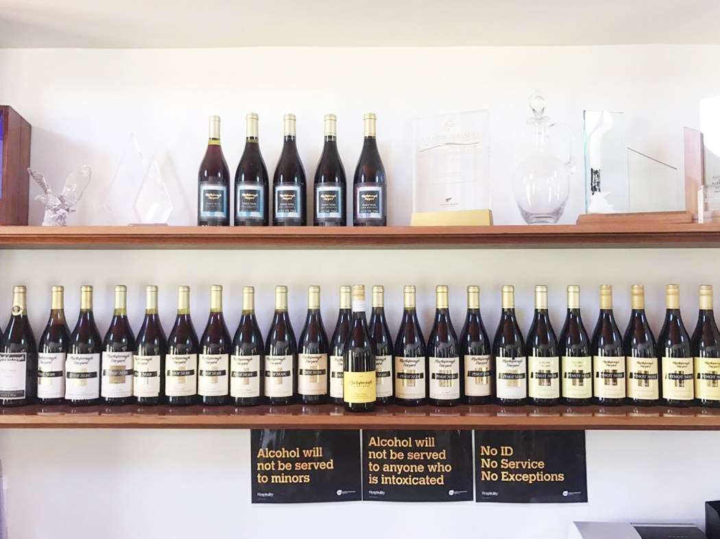 Martinborough Vineyards Cellar Door