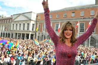 Panti Bliss The Adelaidian