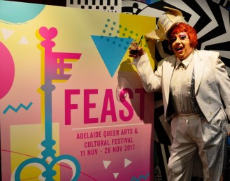 LGBTIQ arts and culture festival, celebrating Pride and Diversity in Adelaide for an astounding 21 years.