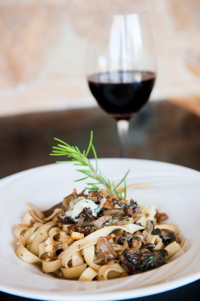 Italian deliciousness at 1877 Pasta & Wine Bar