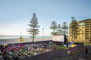 American Express is changing up Adelaide's cinema-scape