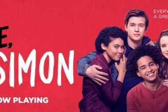 Love, Simon header