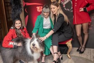 Melissa Zahorujko and Kristen Byass Launch Night London Cabaret Club The Queen Of Roses.