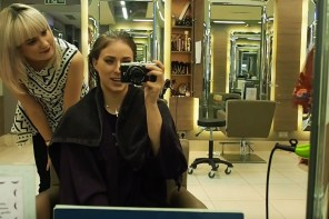 Vlog: Getting beautified at Richard Ward in Chelsea with L'Oreal Professionnel