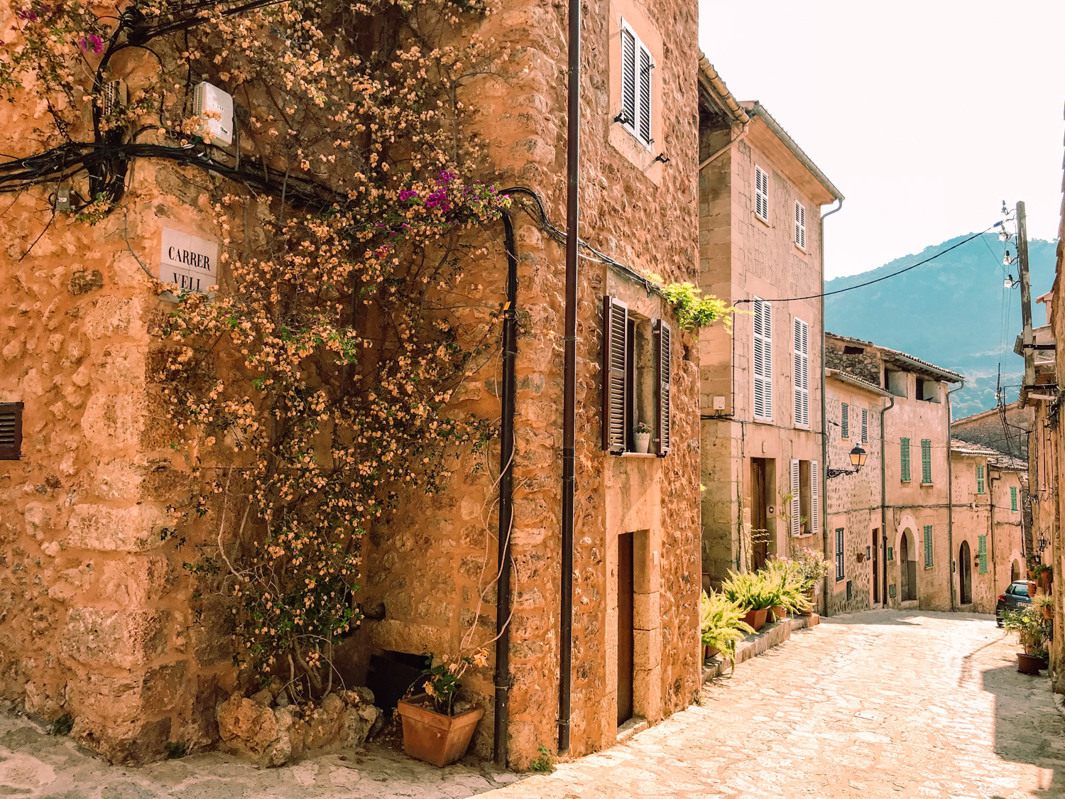 4 convincing reasons why travelling alone to Mallorca is an excellent idea on The Adelaidian, Valldemossa