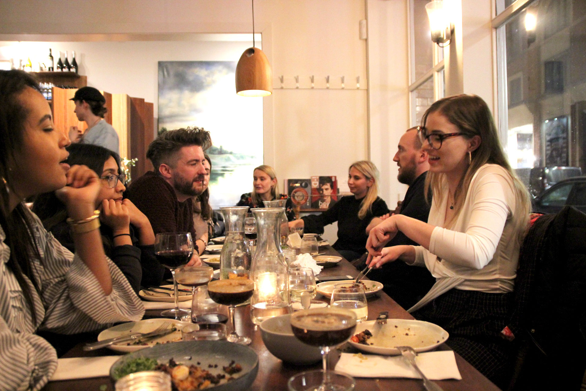 South American meets Australian cuisine at Abuelo in Covent Garden London.
