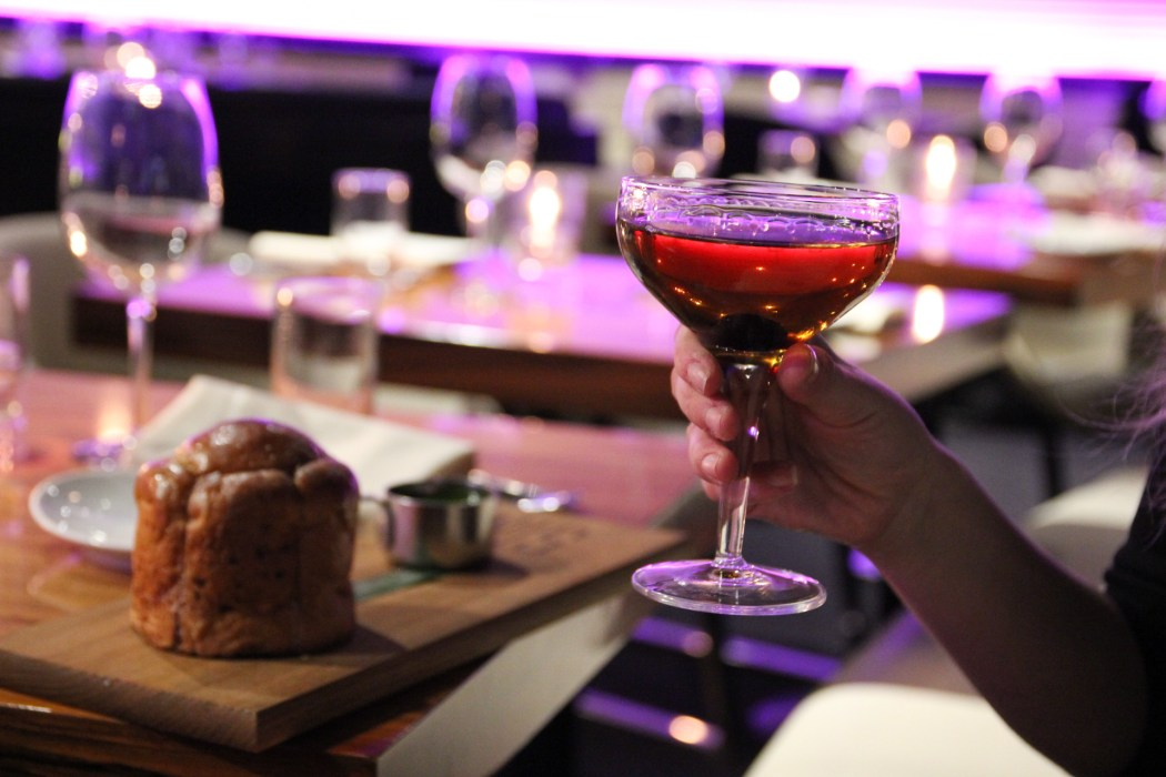 Not Your Daddy's Manhattan at STK london