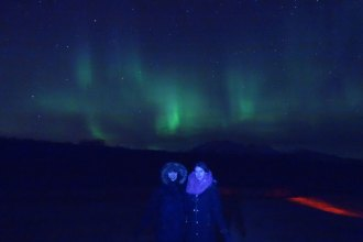 The Adelaidian Iceland Northern Lights