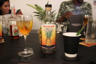 pineapple-gin
