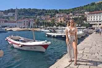 Hvar Island, Croatia, Melissa Zahorujko The Adelaidian