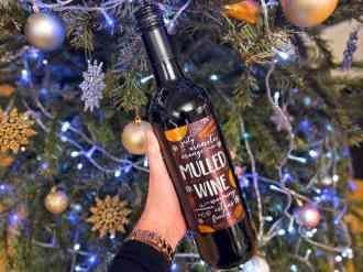 asda christmas wines