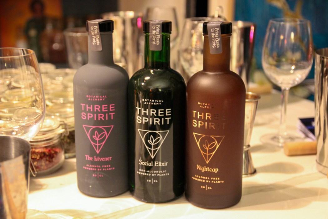 three spirit london