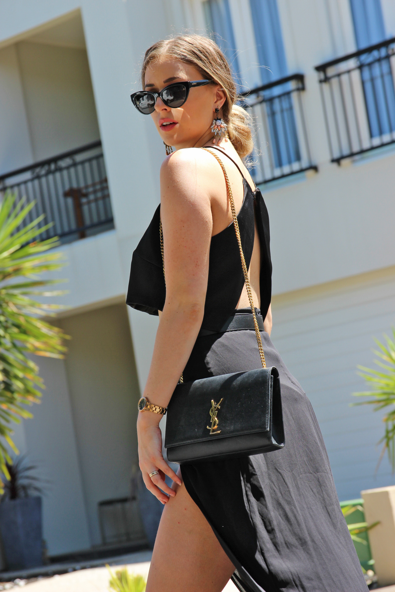 Melissa Zahorujko with Style Secret Handbag Hire