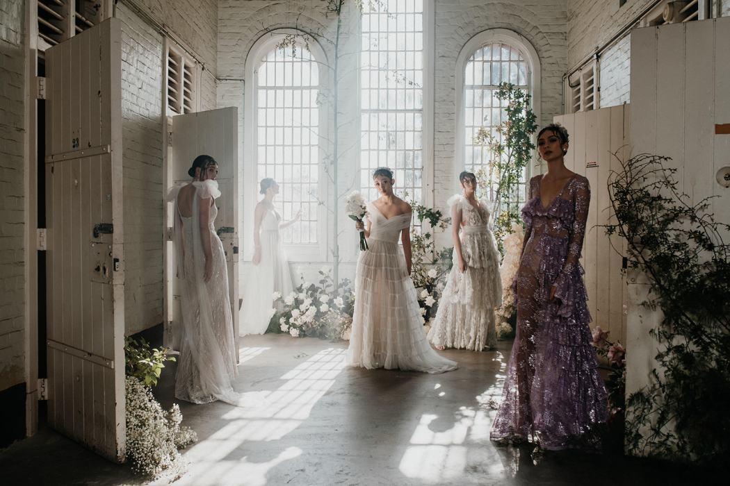 couture+love+madness La Mariée collection