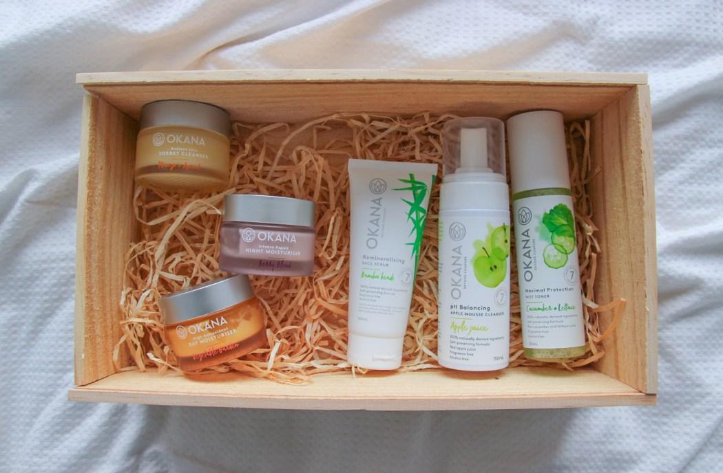 Okana Skincare Radiant Skin Gift Box