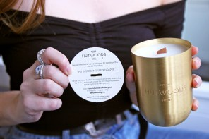 The sustainable candle that turns into a herb garden