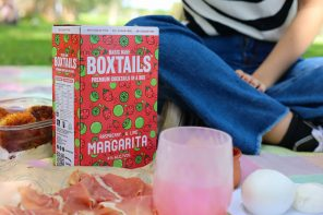 Basic Babe's Boxtails are here to take your picnics to another level