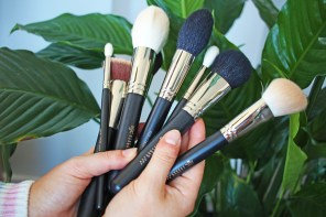 Meet our favourite new luxury make-up brushes from Nikkia Joy Cosmetics