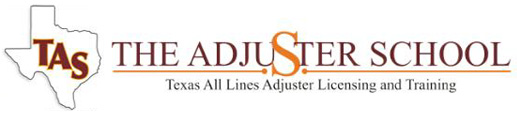 Insurance claims adjuster training