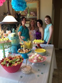 Easy DIY Bridal Shower Ideas from Pinterest  Welcome to ...