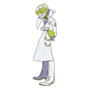 Faba. Image from Pokemon Sun and Pokemon Moon website.