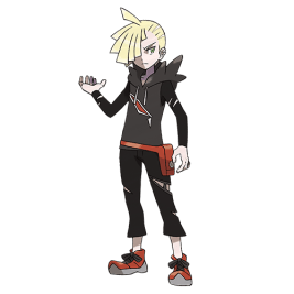 Gladion. Image from Pokemon Sun and Pokemon Moon website.
